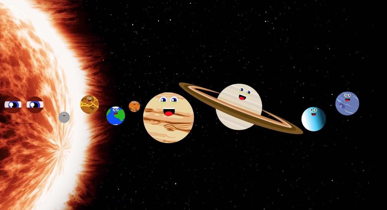 Planet Song for Kids/Solar System Songs for Children/40 ...