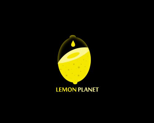 Lemon logo gallery for Naldz graphics