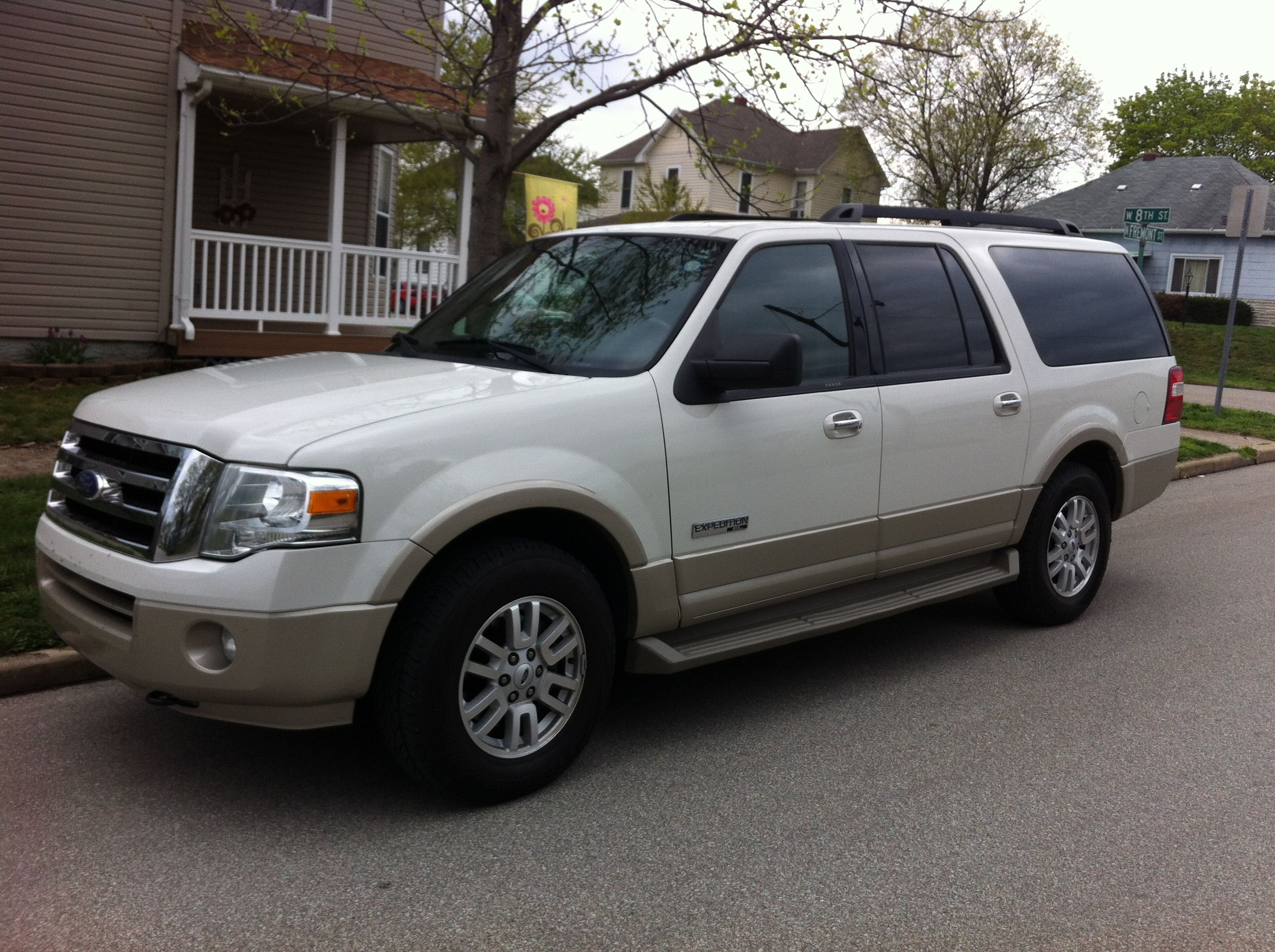 2008 Ford Expedition Eddie Bauer 4x4 Ford Expedition Ford Cars
