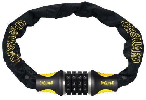 Bike Chain Locks Onguard Lock Og Chain 8022c Mastiff Combo 275x8