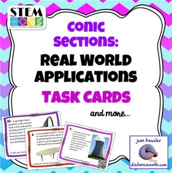 Conic Sections Real World Applications | - Secondary and