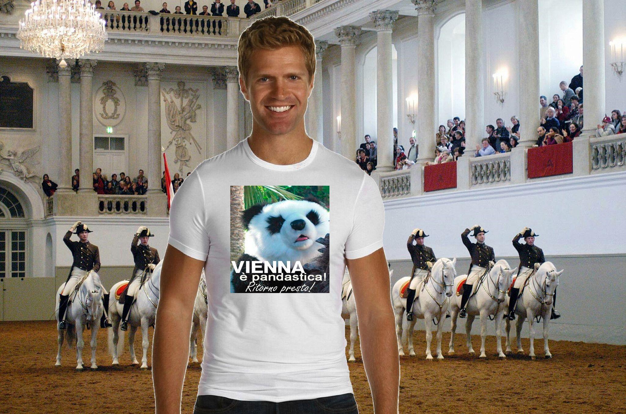 VIENNA è pandastica! - Ritorno presto!
