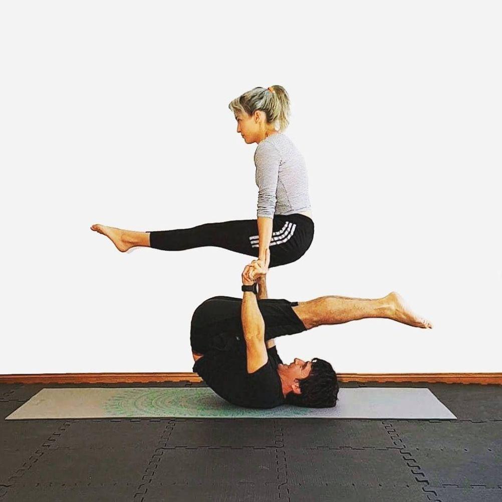 Altamonte Springs Yoga Partneryoga Couples Yoga Poses Acro Yoga Poses Couples Yoga
