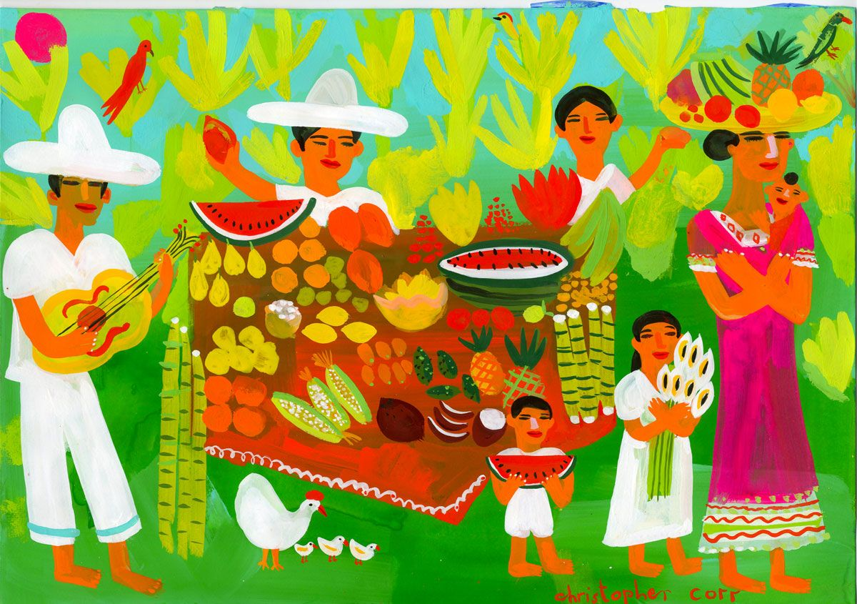 Mexico-Fiesta - Christopher Corr
