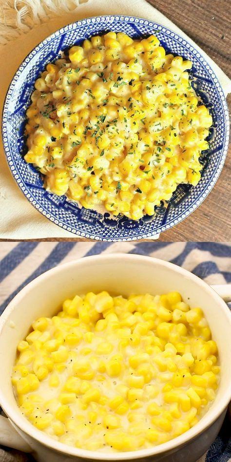 Southern Style Skillet Corn
