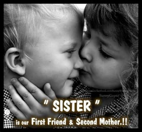 Cute Brother And Sister Quotes Sayings Funny 4597450003120748 Jpg 480 449 Pixels Sister Quotes Love My Sister Good Sister Quotes