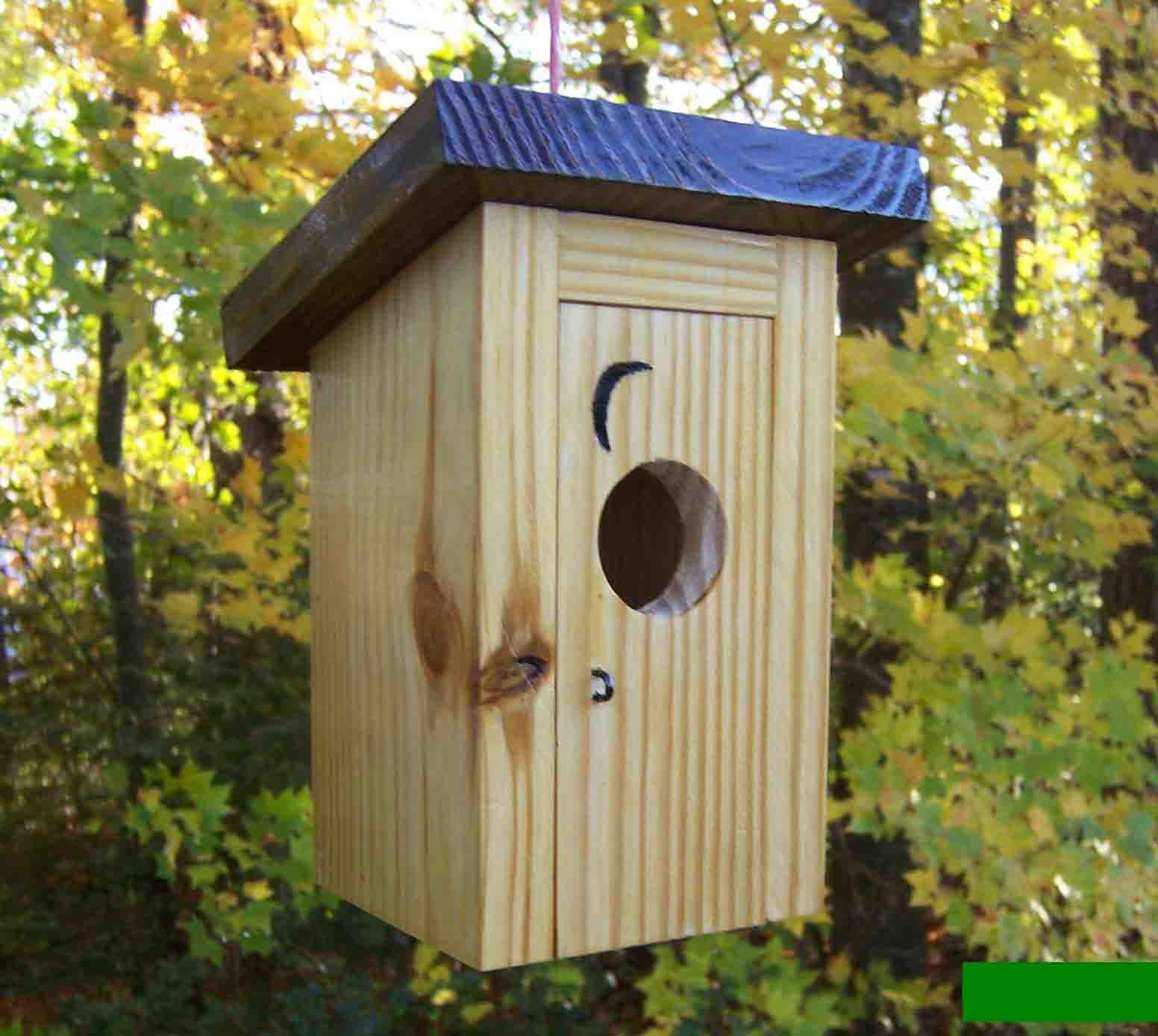 Pictures Of Bird Houses Made Out Of Junk Piece And Gift