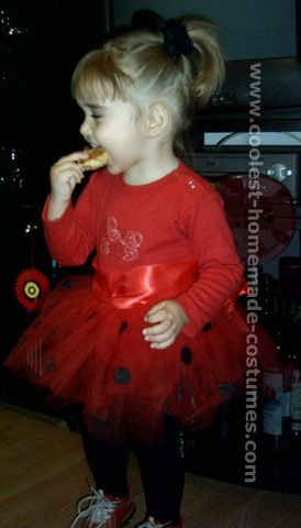 Easy do it yourself lady bug costume ideas for kids bug costume easy do it yourself lady bug costume ideas for kids solutioingenieria Image collections
