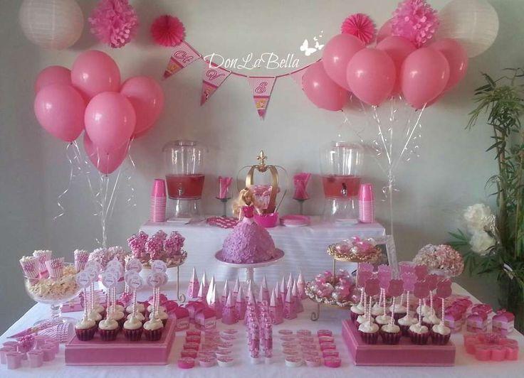 Princesa aurora para cumplea os fiesta party ideas para - Ideas cumpleanos nina 7 anos ...