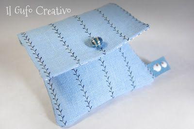 Il Gufo Creativo little pouch