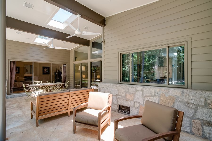 Atomic Modern Ranch, Mid-Century Modern Homes for sale Atlanta GA ...