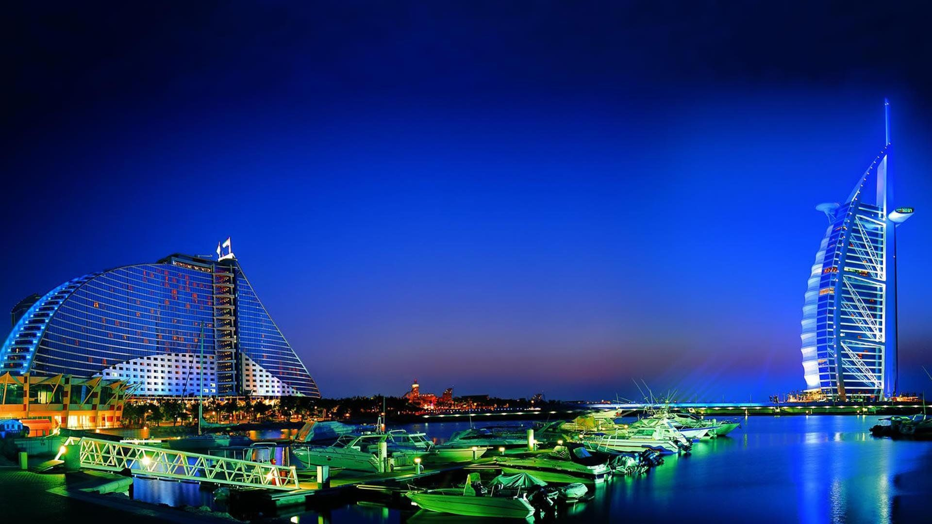 UAE Beautiful Places In The World HD 1920 X 1080