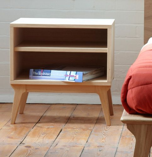 Valentine bedside table from Case Furniture.
