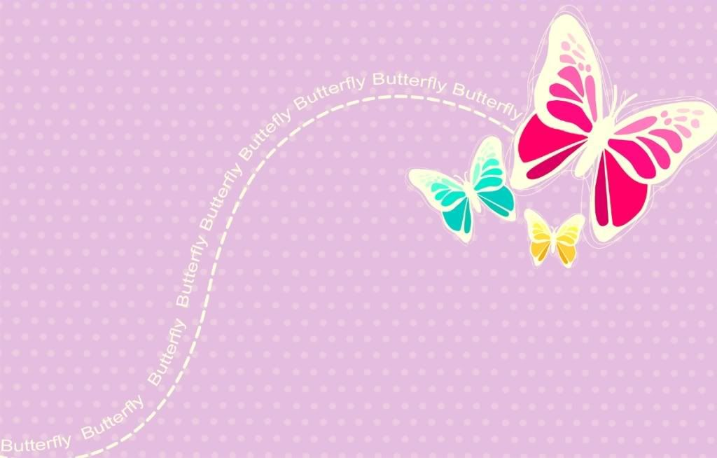 Pink Butterfly Backgrounds Butterfly Wallpaper Butterfly Desktop