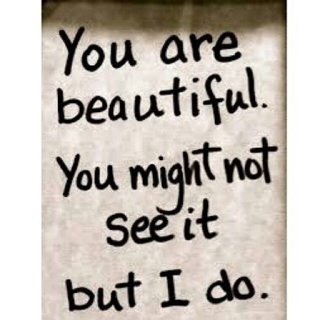 Life Quotes Images Instagram: You Are Beautiful Life Quotes Quotes Quote Beautiful Life