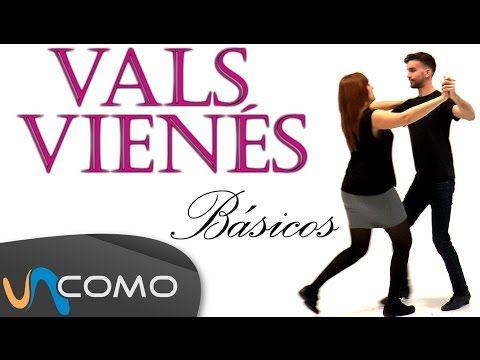 Bailar Vals paso a paso - YouTube