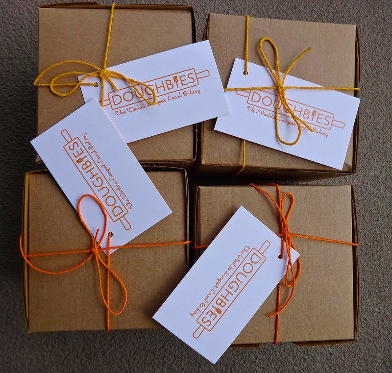 cookie delivery from Doughbies http://placesiveeaten.blogspot.com/2015/01/doughbies-cookies-on-demand.html