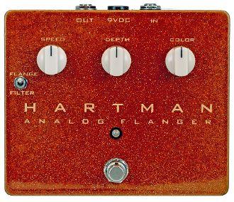 Hartman Analog Flanger Guitar effects pedals, Guitar