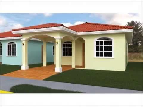 Youtube 123 comprar vivienda casas bonitas y casas for Fachadas de casas modernas en honduras