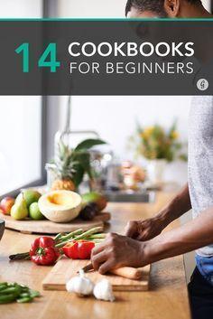 Die 14 besten Kochbücher für Anfänger