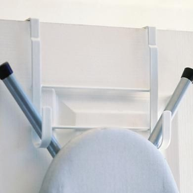 Over The Door Ironing Board Holder. Product Code: PC665. Available From  Howards Storage