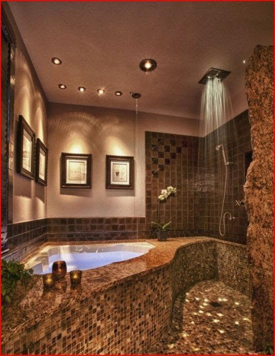 Awesome Bathrooms Showers In 48 Bathroom Pinterest Dream Classy Awesome Bathrooms