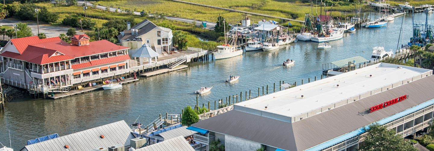Shem Creek Inn Mt Pleasant Sc Hotels Near Charleston Historic District