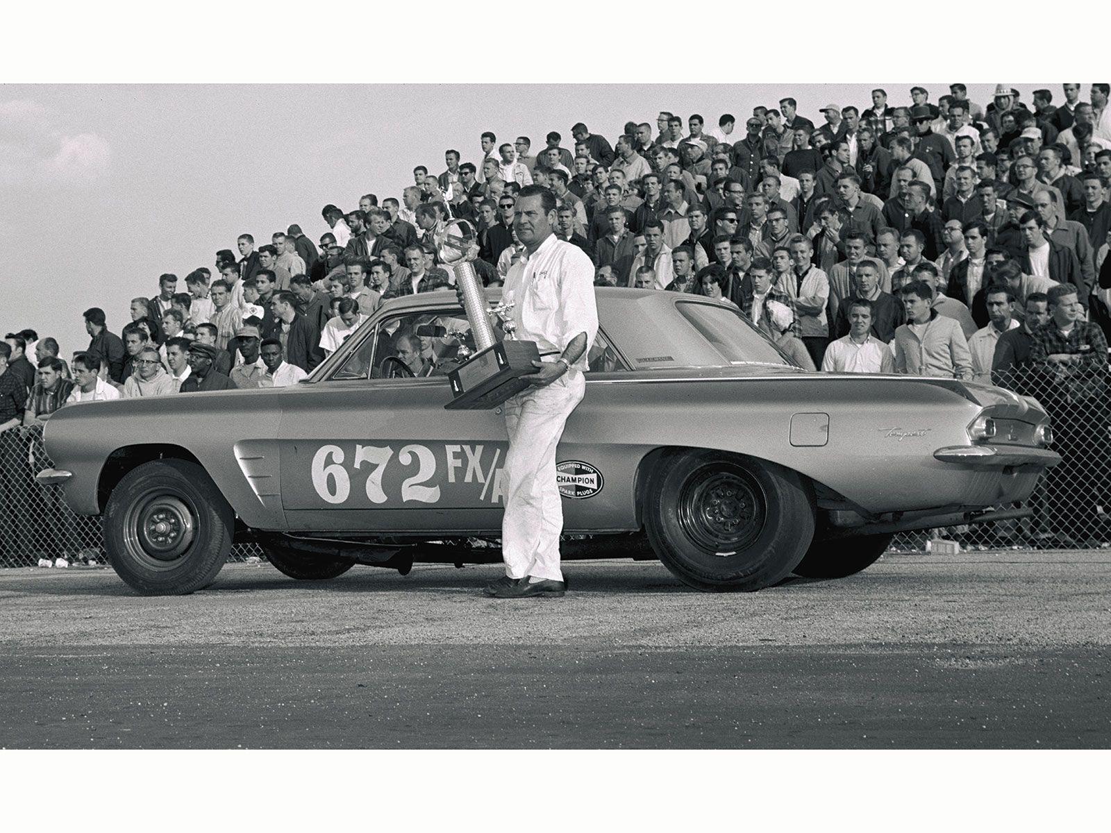 Mickey Thompson 421 Super Duty Tempest Photo 20 1963 Pontiac