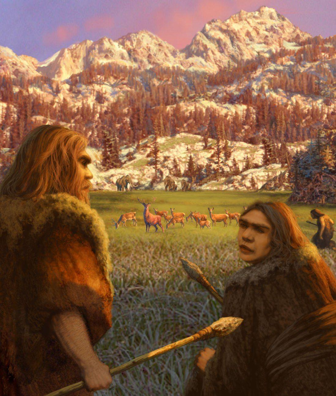Neanderthals The Hunt