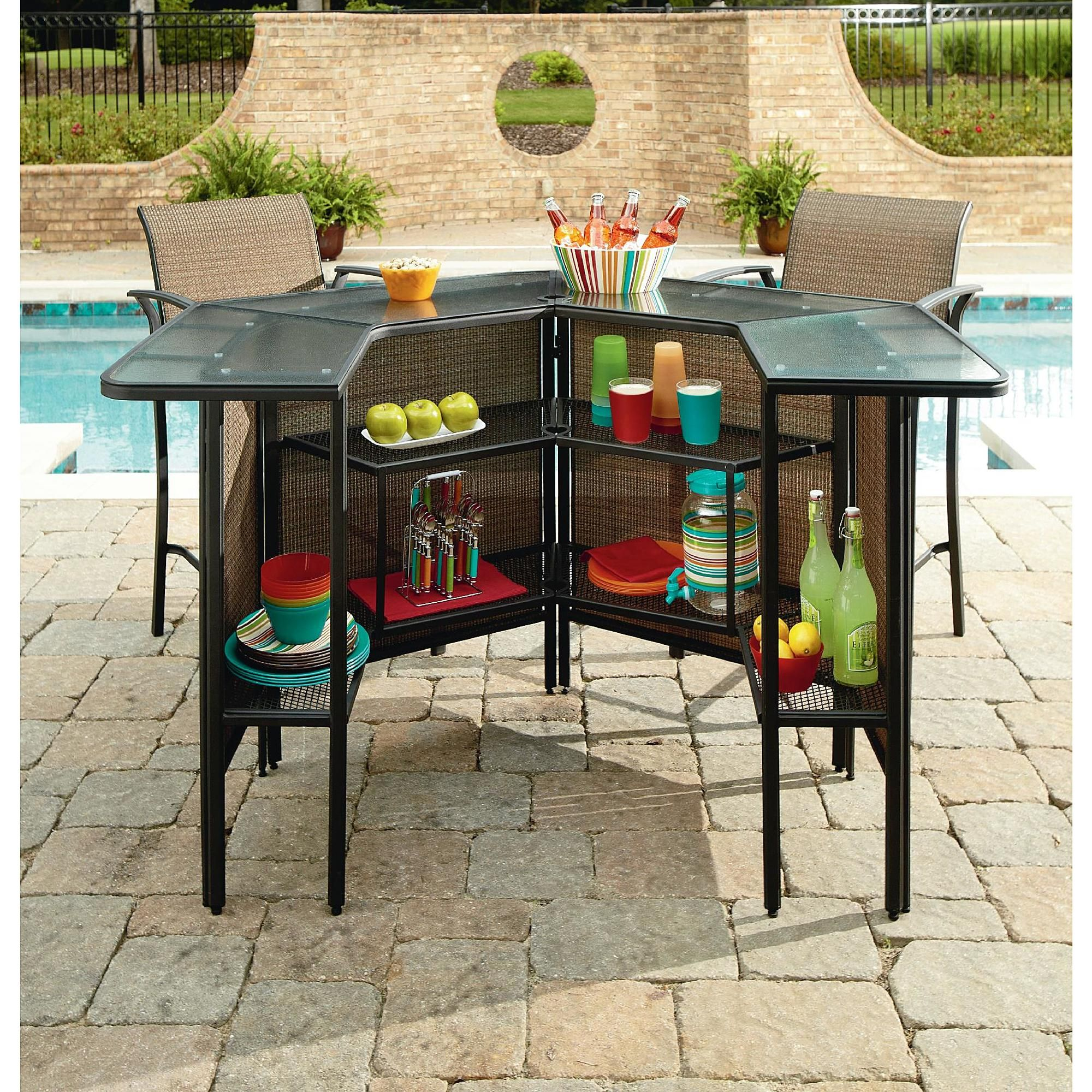 patio products rattan bars set com bar stools choice best table walmart outdoor furniture ip garden wicker backyard