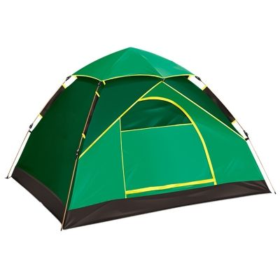 2-Person Instant Quick Pitch C&ing Tent 3-Season Dome Tent with Carry Bag  sc 1 st  Pinterest & 2-Person Instant Quick Pitch Camping Tent 3-Season Dome Tent with ...
