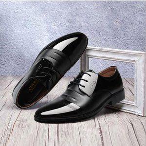 紳士靴 カジュアル サマー スーツ 革靴 メンズ 男性用 夏 レースアップ