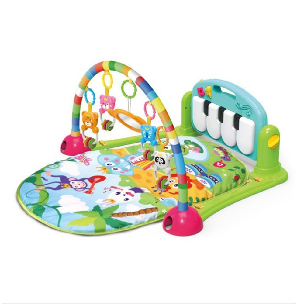 Kick And Play Piano Gym New Born Baby Discover Education Toys