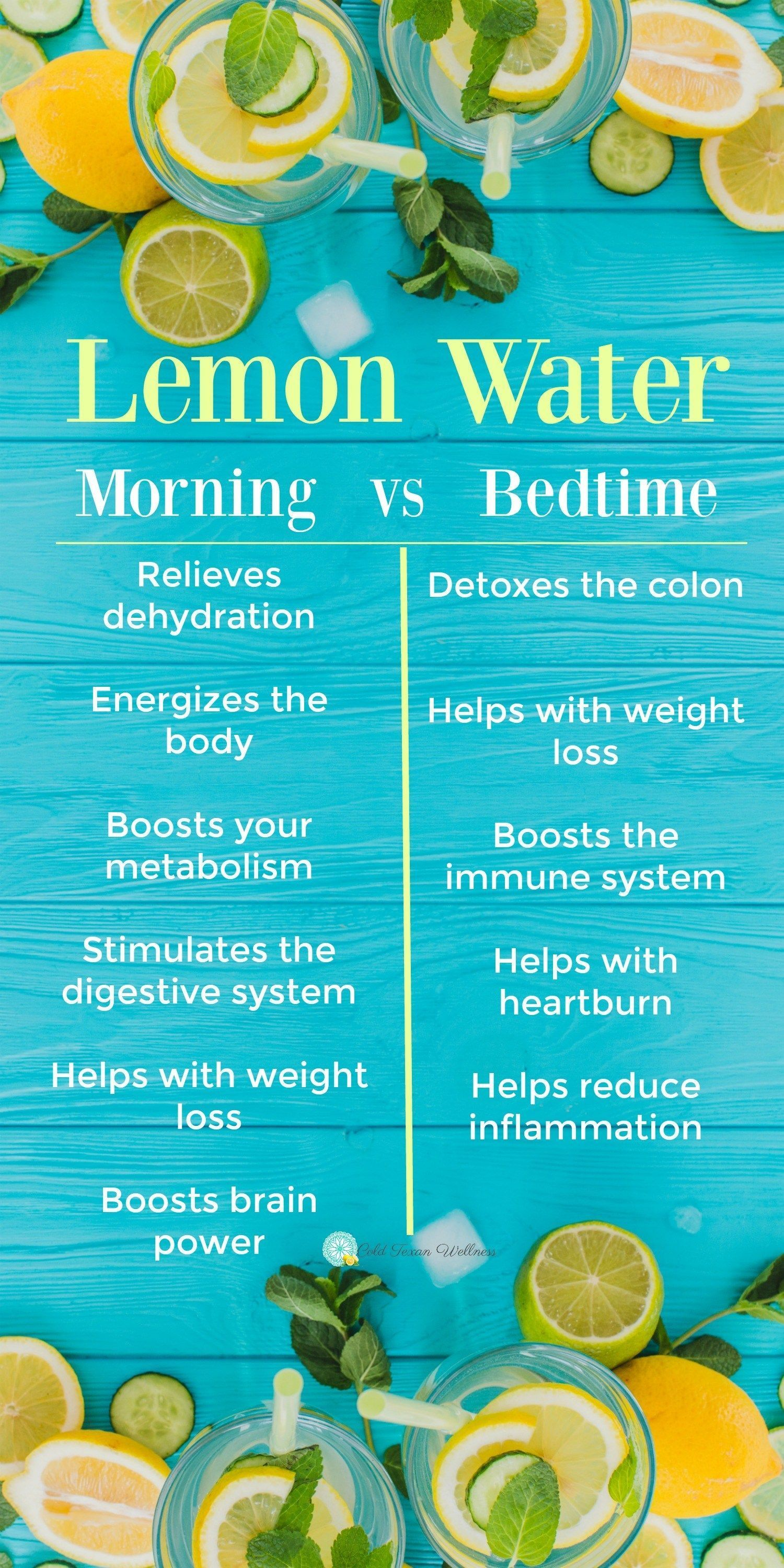 Best benefits of drinking lemon water in the morning