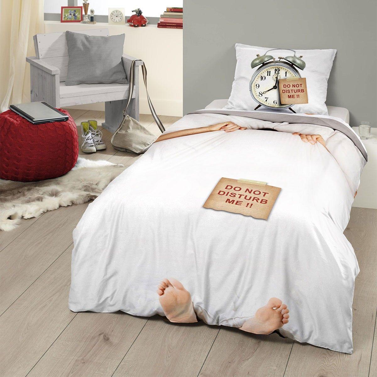 Good Morning Renforce Bettwasche Disturb Aus Reiner Baumwolle Wer