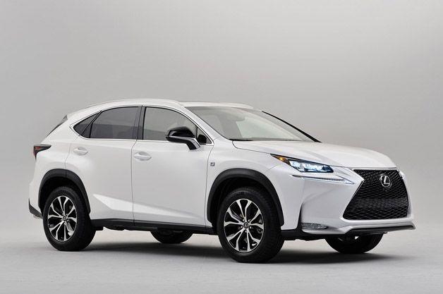 2017 Lexus Nx Offers Bold Design Compact Luxury