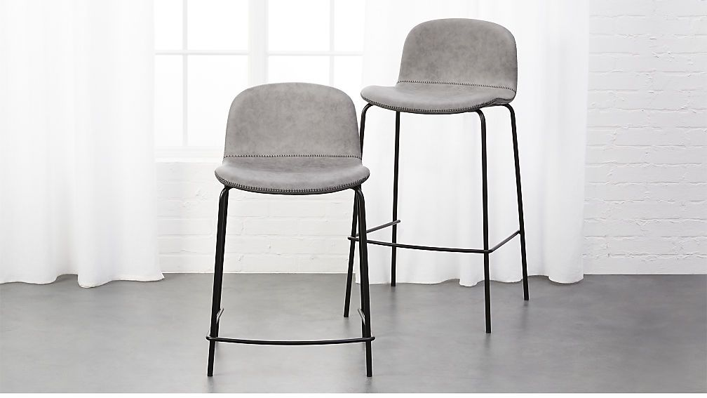 Admirable Primitivo Grey Bar Stools Reno Ideas Grey Bar Stools Gmtry Best Dining Table And Chair Ideas Images Gmtryco