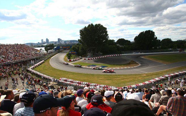 Circuit Gilles Villeneuve @  Montreal