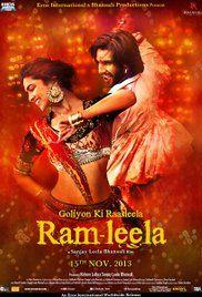 Goliyon Ki Rasleela Ram-Leela Poster