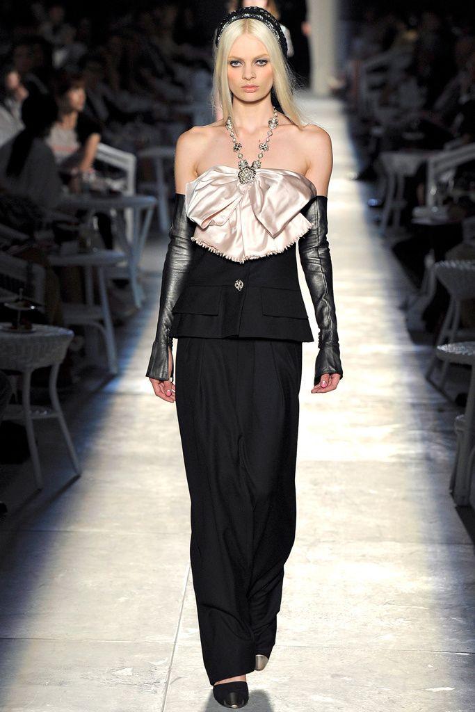 Chanel - Pasarela Otoño/Invierno 2012/2013