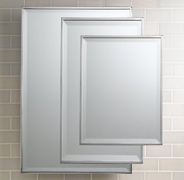 Traditional Wall Mirror  MASTER 24x 36   395 polished nickel  BATH  3 24. Traditional Wall Mirror  MASTER 24x 36   395 polished nickel  BATH