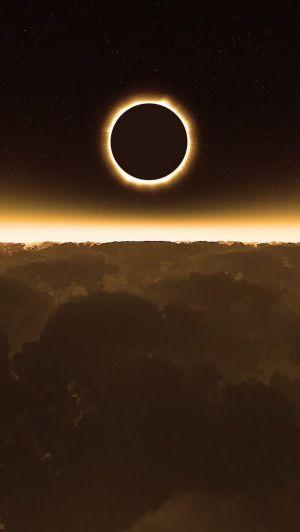 Preview lunar eclipse