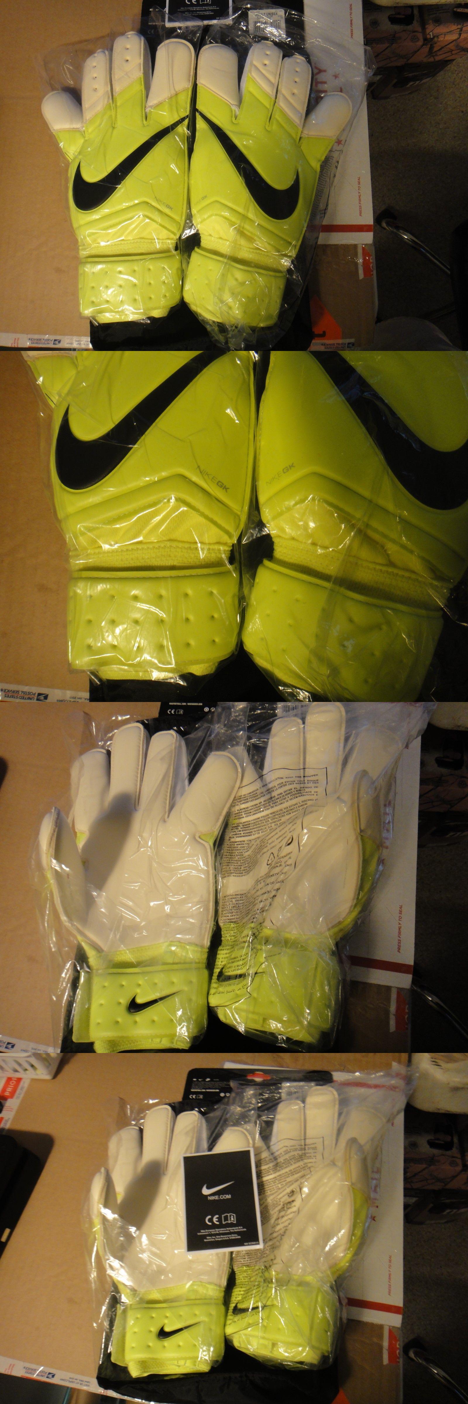 Gloves 57277: Nike Soccer Gk Premier Sgt Elite Goalkeeping Gloves Size 10  -> BUY
