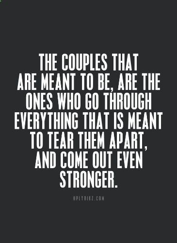 The couples that are meant to be love quotes relationship quotes love pic best love quotes