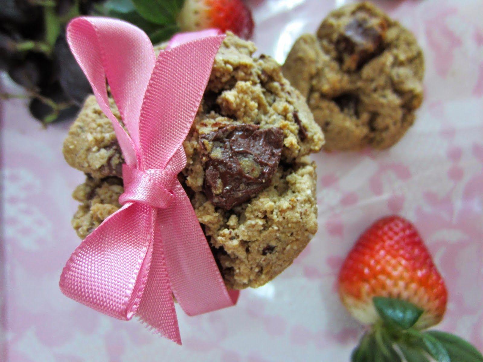 Sabores y Colores con Beth; Cookies Oats & Dark Chocolate, Galletas de Avena y Chocolate Negro.