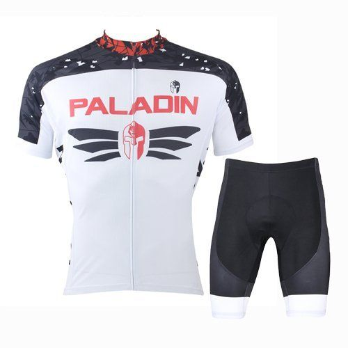 91523aab8 Paladin Maple Leaf Cycling Jersey Men Short Sleeve Set Size 5XL -- For more  information