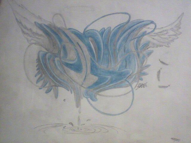 may<3ego  #color #dibujo #drawing #graffiti #3d #pencil #sketch #boceto #mayra