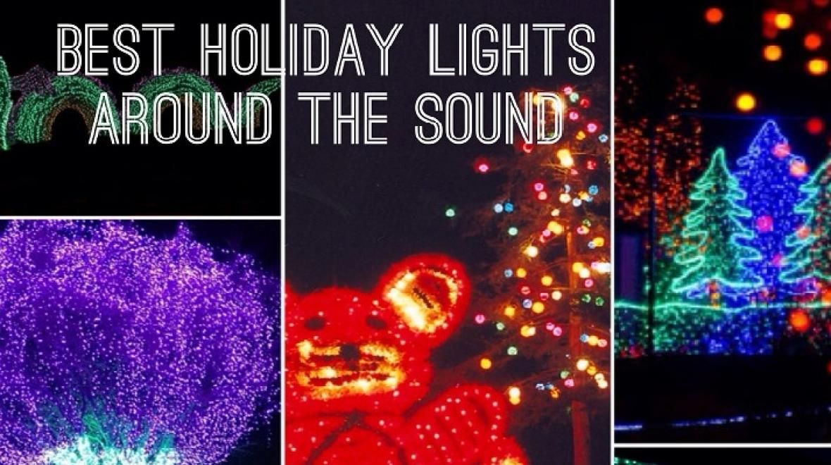 Best Holiday Light Displays Around Seattle the