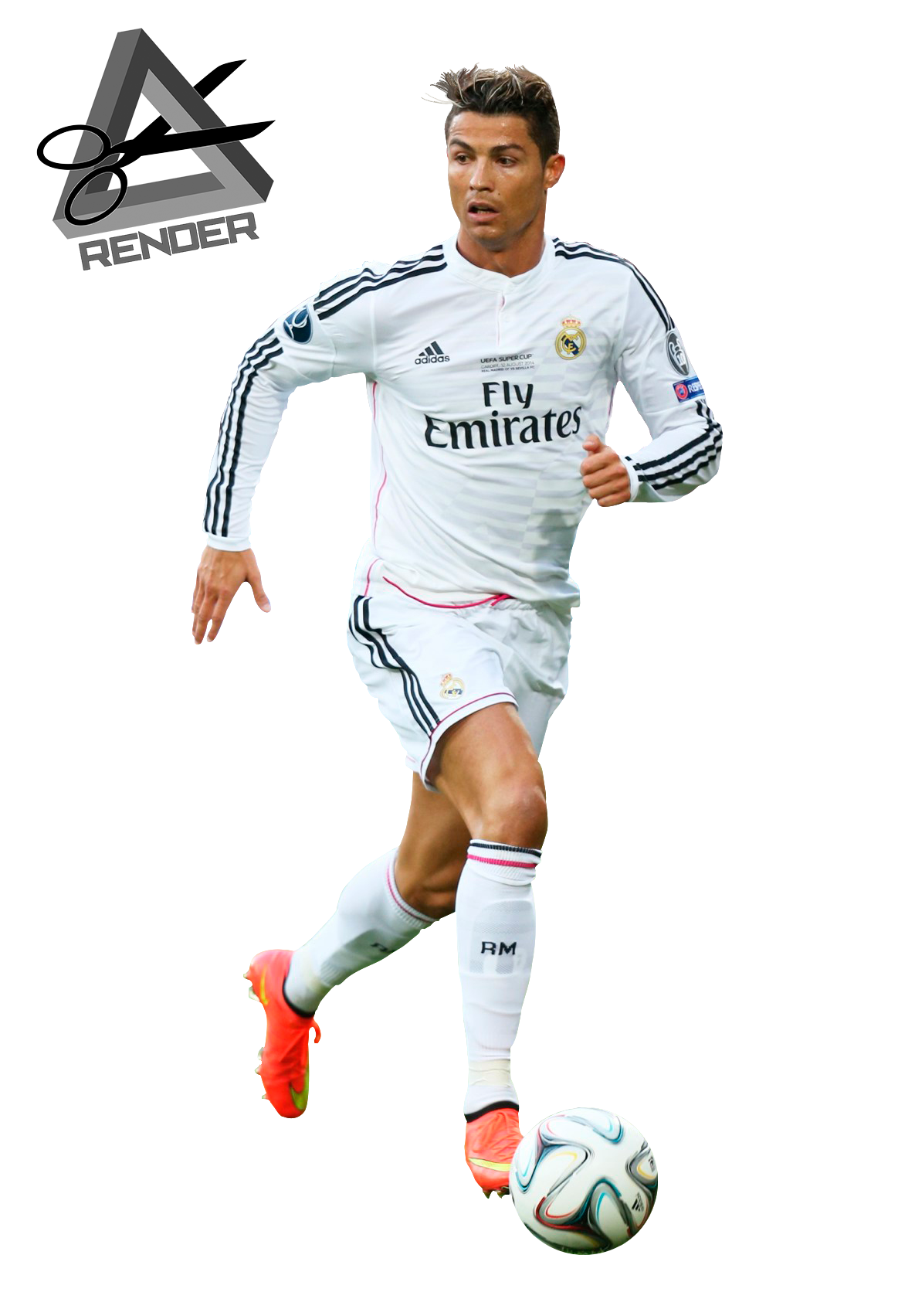 Cristiano Ronaldo Real Madrid iPhone Wallpaper HD by adi