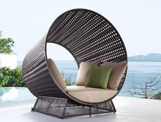 Sonneninsel mit dach selber bauen  Relaxinsel, Sonneninsel, Wellnessinsel, Ruheinsel | Garten ...
